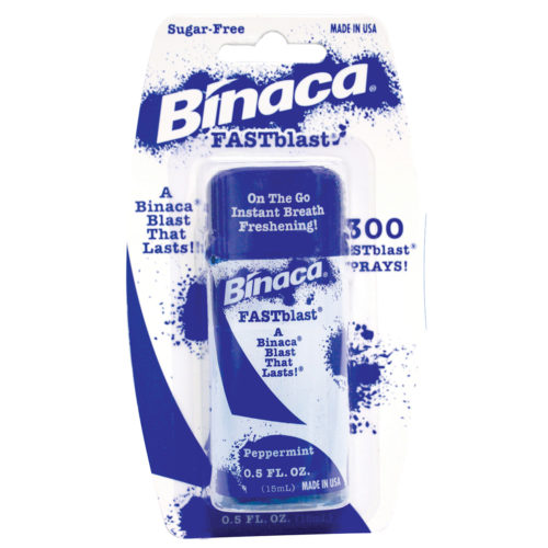 Binaca Fastblast Breath Spray